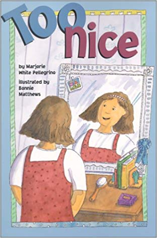 Book Cover Image for Too Nice