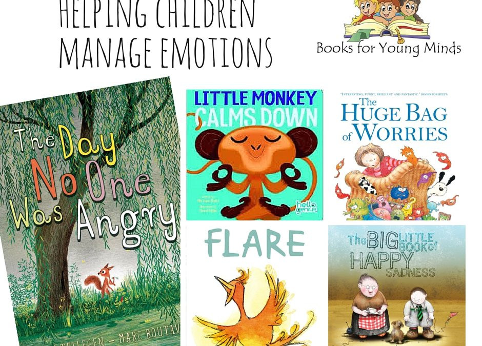 Helping children manage emotions