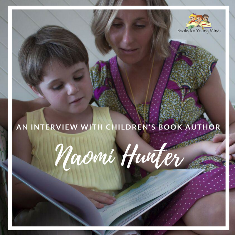 An Interview with Children's Book Author Naomi Hunter