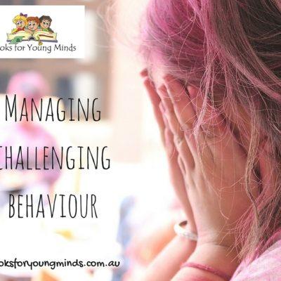 Managing challenging behaviour