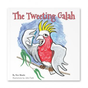 The Tweeting Galah