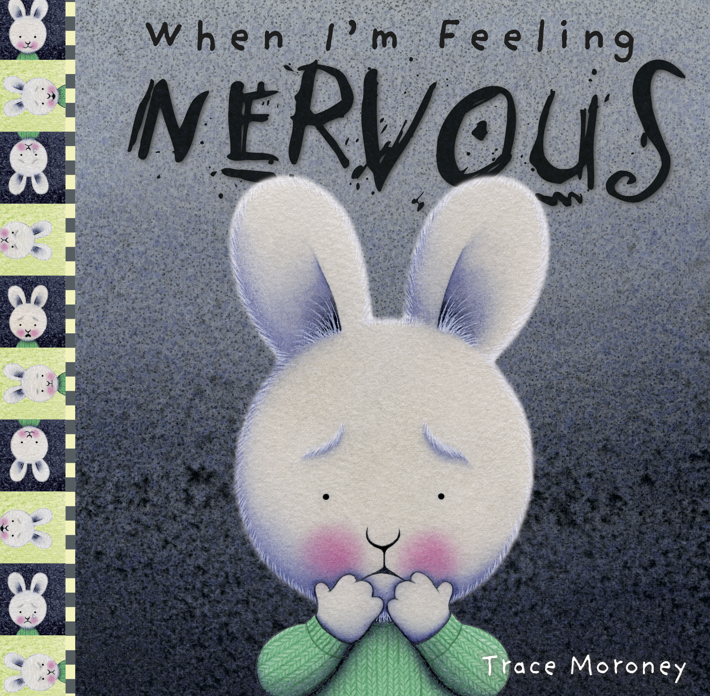 Book Cover Image for When I'm Feeling Nervous