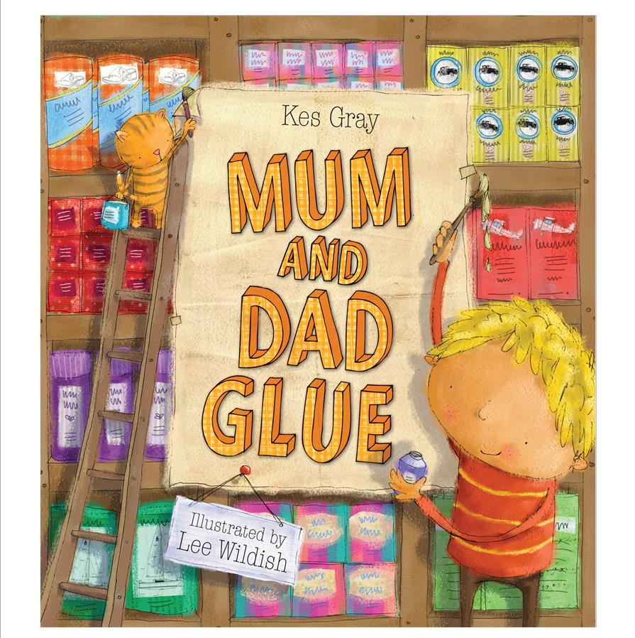 Book Cover Image for Mum and Dad Glue