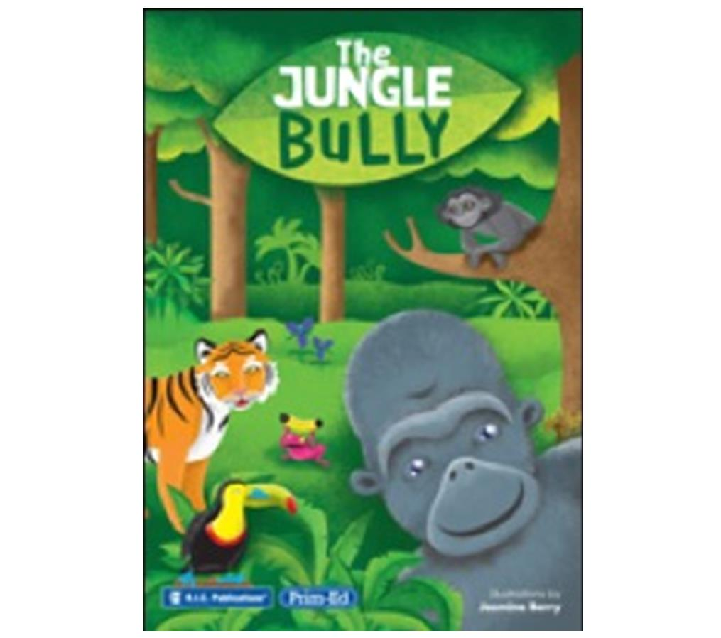 Book Cover Image for The Jungle Bully
