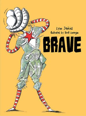 Book Cover Image for Brave