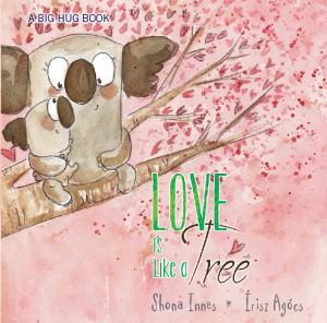 Book Cover Image for Love is Like a Tree