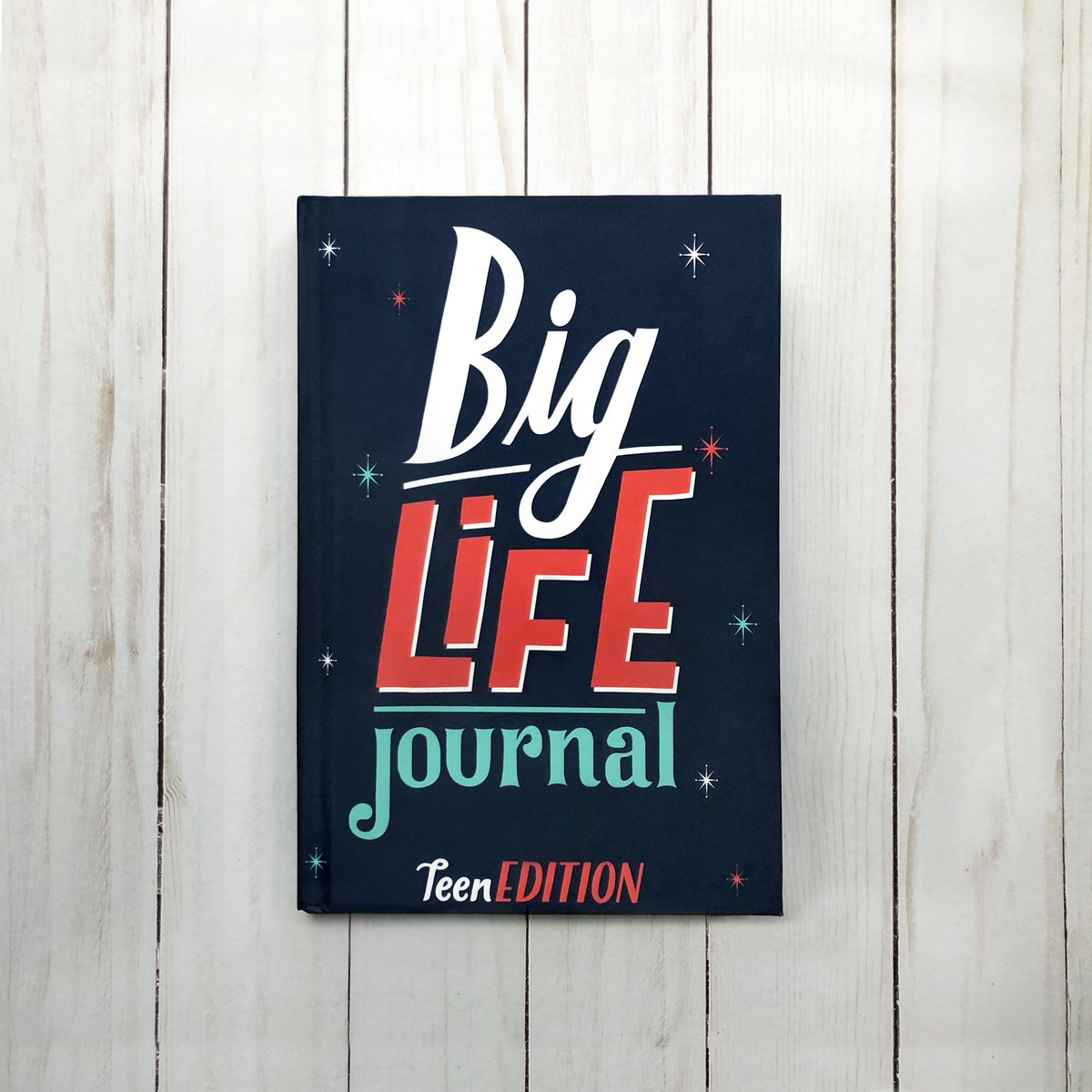 Book Cover Image for Big Life Journal – Tween/Teen Edition (11+ years)