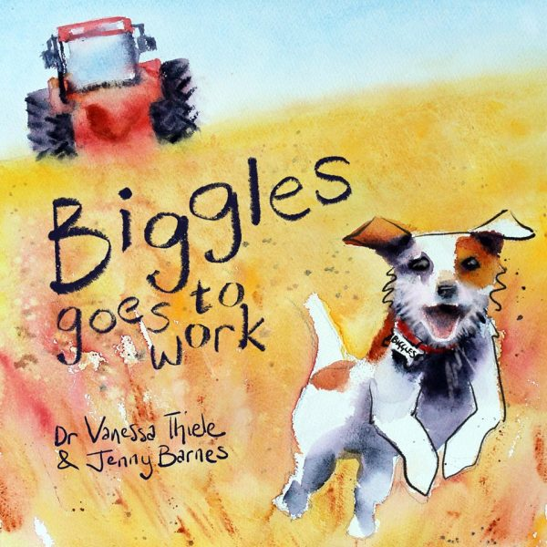 Biggles goes to work