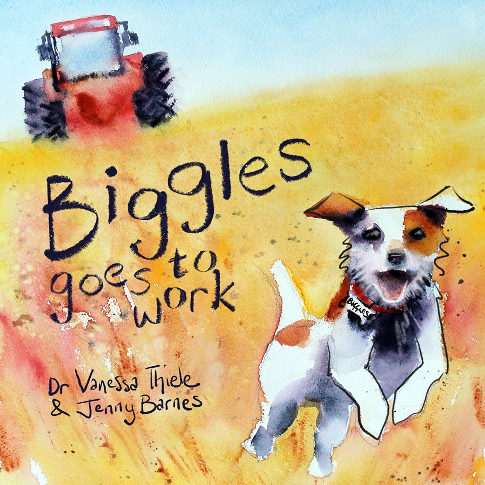 Book Cover Image for Biggles goes to work