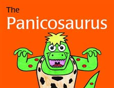 Book Cover Image for Panicosaurus