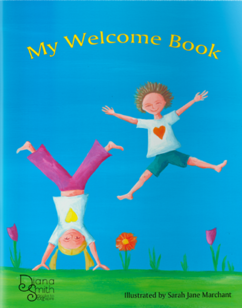 Book Cover Image for My Welcome Book