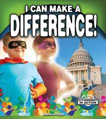 Book Cover Image for I Can Make a Difference
