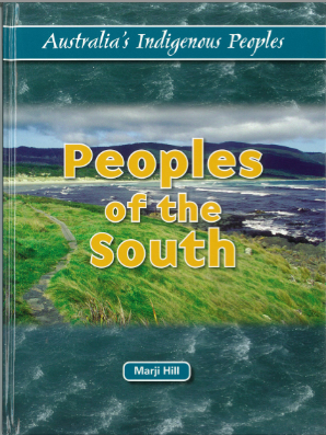 Book Cover Image for Peoples of the South: Australia's Indigenous People