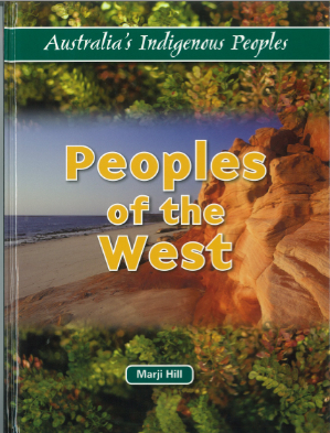 Book Cover Image for Peoples of the West: Australia's Indigenous People