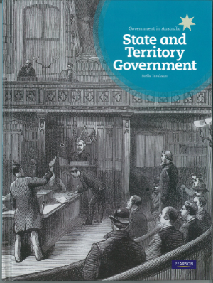 Book Cover Image for State and Territory Government