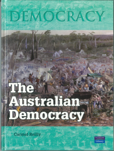 Book Cover Image for The Australian Democracy