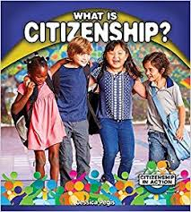 Book Cover Image for What Is Citizenship