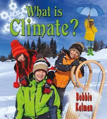 Book Cover Image for What is climate?