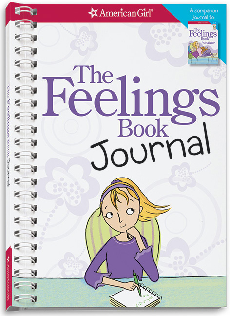 Book Cover Image for The Feelings Book Journal