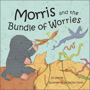 Book Cover Image for Morris and the Bundle of Worries