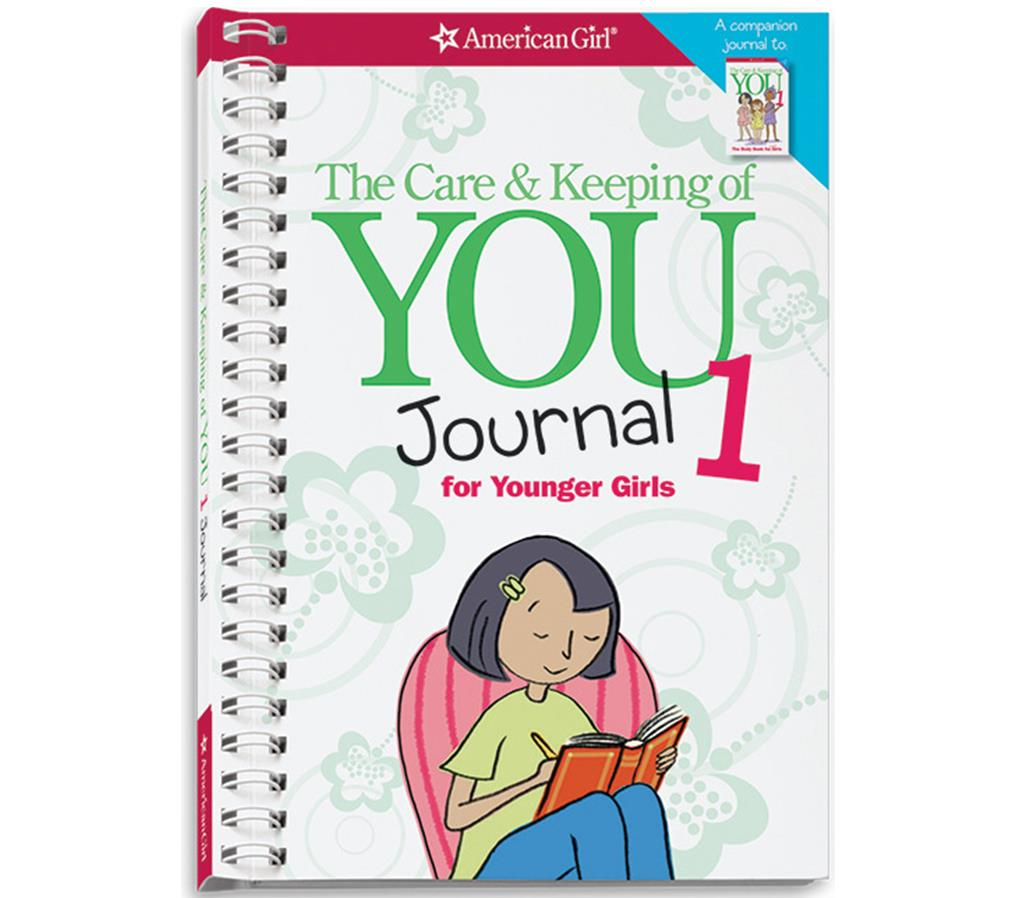 Book Cover Image for The Care and Keeping of You Journal 1