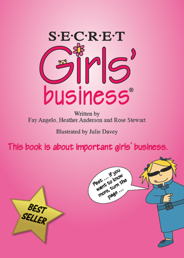 Book Cover Image for Secret Girls' Business