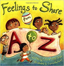 Book Cover Image for Feelings to Share