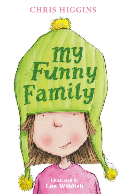 Book Cover Image for My Funny Family
