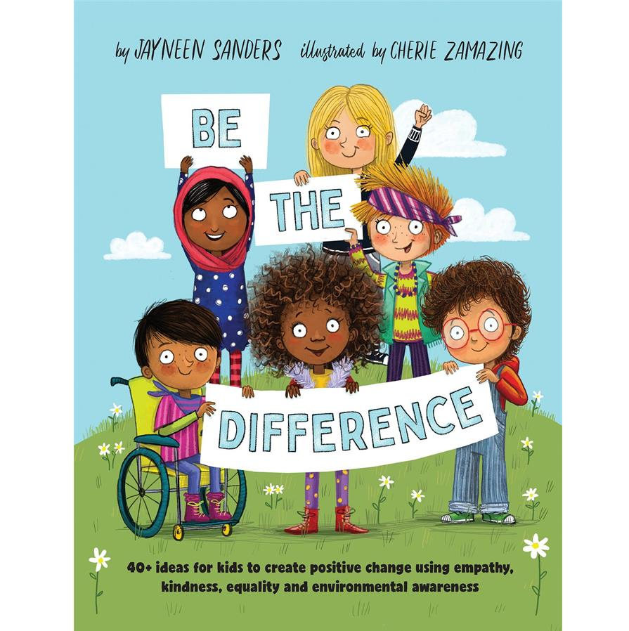 Book Cover Image for Be The Difference