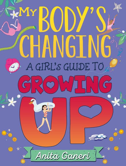 Book Cover Image for My Body's Changing