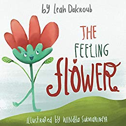 Book Cover Image for The Feeling Flower