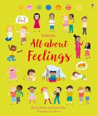 Book Cover Image for All About Feelings