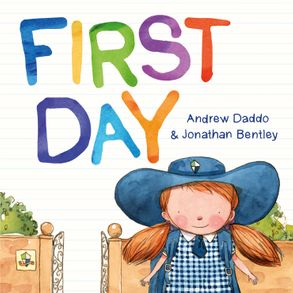 Book Cover Image for First Day