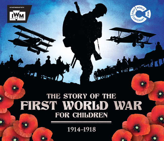 Book Cover Image for The Story of the First World War for Children