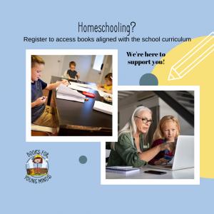 Self-isolation and homeschooling homepage image